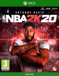 Žaidimas NBA 2K20+DLC Xbox One