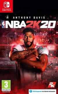 Žaidimas NBA 2K20+DLC Nintendo Switch