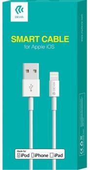 USB kabelis Devia Lightning jungtis