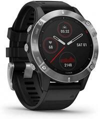 Išmanus laikrodis Garmin FENIX 6 Silver/ Black