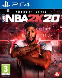 Žaidimas NBA 2K20 PS4 + DLC