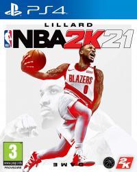 Žaidimas NBA 2K21 PS4