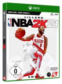 Žaidimas NBA 2K21 XBOX One