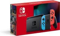 Žaidimų konsolė Nintendo Switch 2019