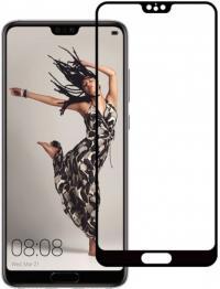 Apsauginis ekrano stiklas Full Glue  Huawei P Smart Juodas