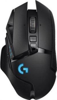 Logitech G502 LightSpeed kompiuterinė pelė