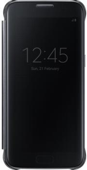 Originalus dėklas Clear View Samsung Galaxy S7 edge EF-ZG935CB/CF