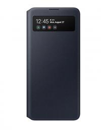 Originalus atverčiamas dėklas Samsung Galaxy A51  S View Wallet