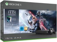Microsoft Xbox One X 1TB + Star Wars Jedi: Fallen Order Bundle