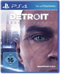 Žaidimas Detroit Become Human PS4