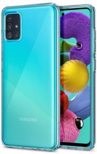 Dėklas Spigen Liquid Crystal Samsung Galaxy A51