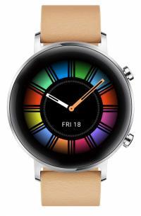 Huawei Watch GT2 42mm Leather Khaki