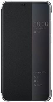 Originalus atverčiamas dėklas Smart View Flip Cover Huawei P20