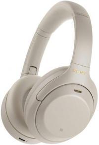 Belaidės ausinės Sony WH-1000XM4