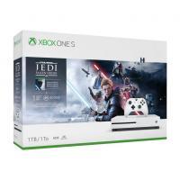 Microsoft Xbox One S 1TB – Star Wars Jedi: Fallen Order Deluxe Bundle